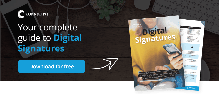 Whitepaper Digital Signatures