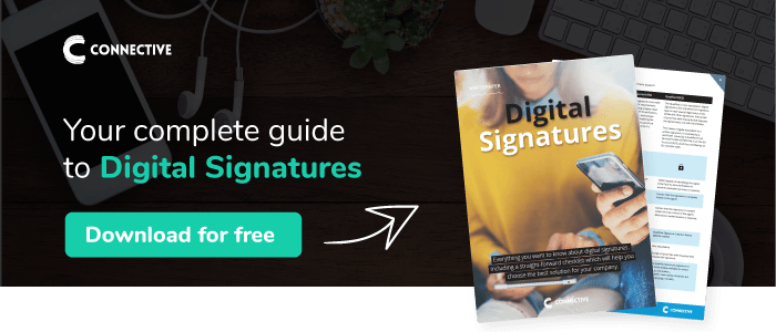 Guide to Digital Signatures