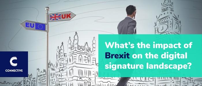 Brexit impact on digital signatures