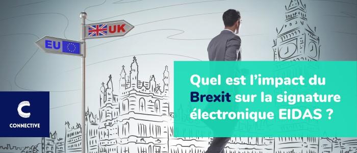 Impact du Brexit sur la signature électronique eIDAS