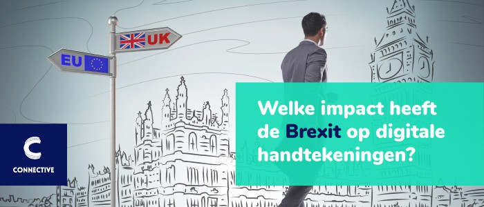 Impact Brexit Digitale Handtekeningen