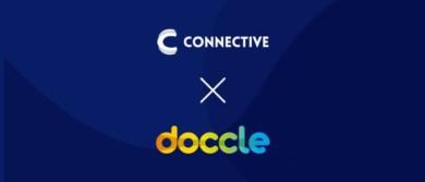 Connective x Doccle - Header