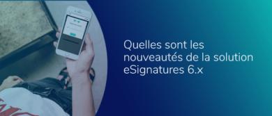 Solution signature électronique