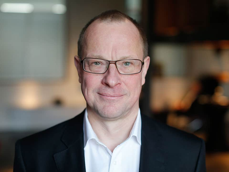 Michel Akkermans - Executive Chairman Connective