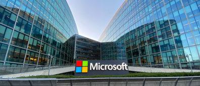 Microsoft Azure Hosting France - Featured Image - MS logo