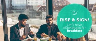 Rise & Sign - Digital Signatures