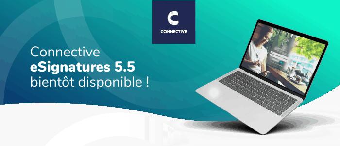 Connective eSignatures version 5.5