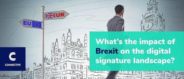 impact Brexit digital signatures